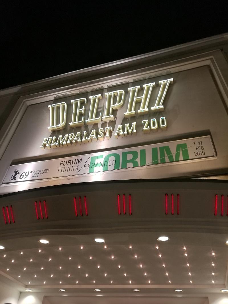 Delphi Filmpalast, Berlino